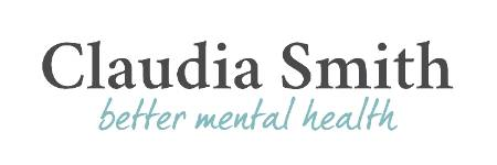 Claudia Smith - Better Mental Health Logo