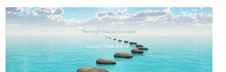 The Wight Relaxation  Room Logo